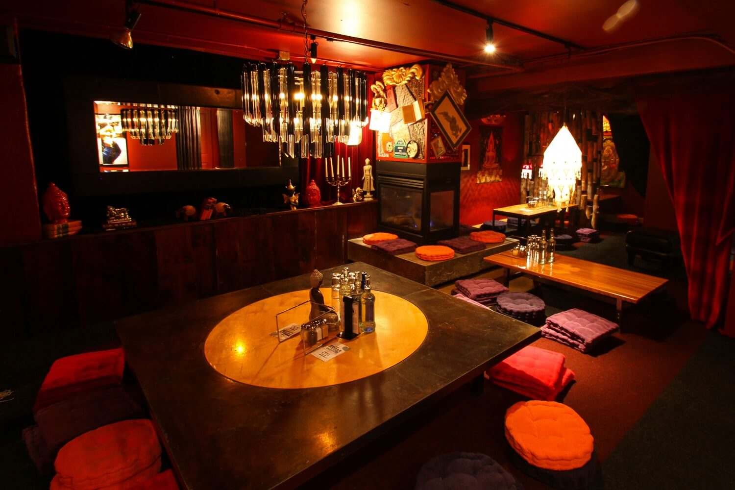 Secret Stash Pizza - Crested Butte, CO - The Red Room Party Venue