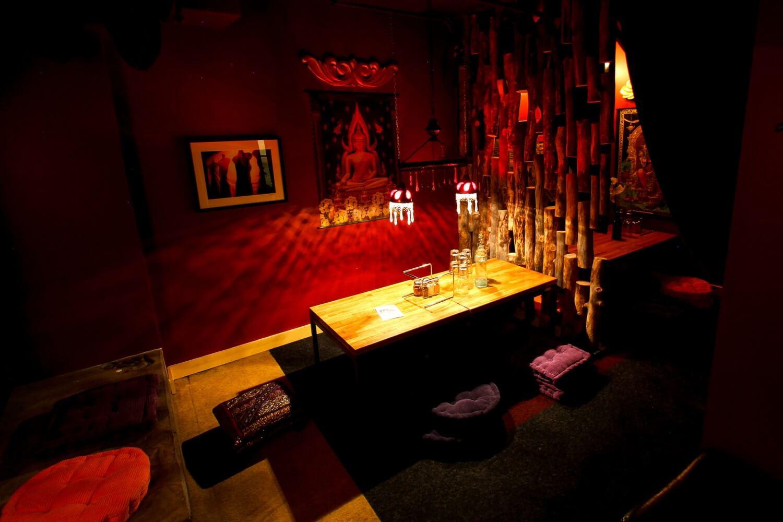 Secret Stash Pizza - Crested Butte Red Room