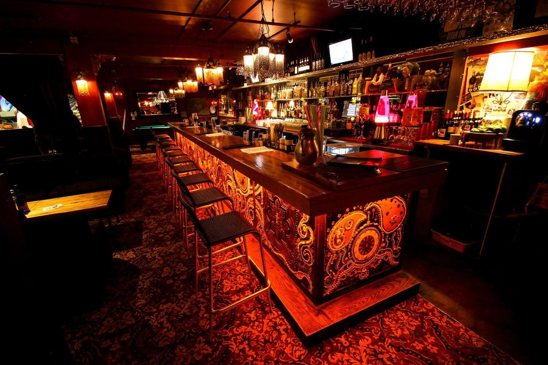 Secret Stash Pizza - Crested Butte, CO - The Red Room Bar